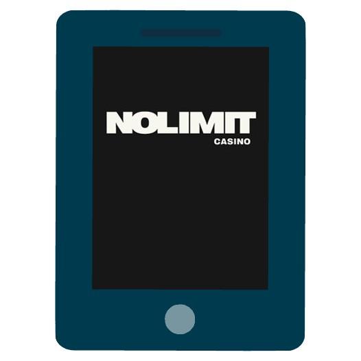 No Limit Casino - Mobile friendly