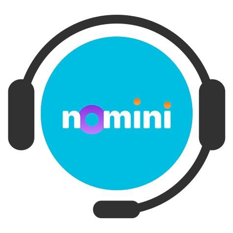 Nomini - Support