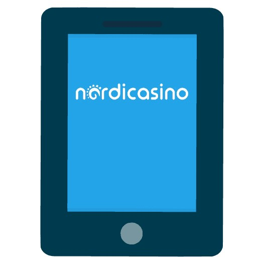 Nordicasino - Mobile friendly