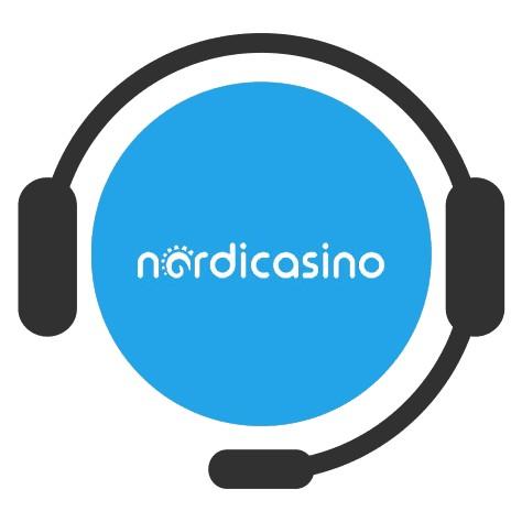 Nordicasino - Support
