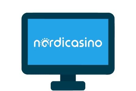 Nordicasino - casino review