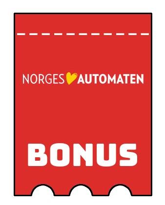 Latest bonus spins from NorgesAutomaten
