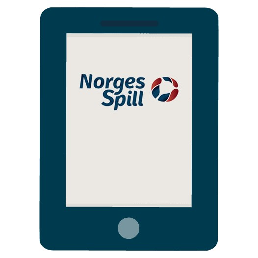 NorgesSpill Casino - Mobile friendly