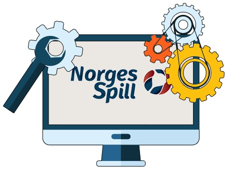 NorgesSpill Casino - Software
