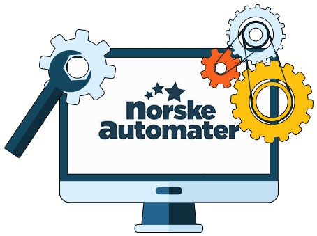 NorskeAutomater Casino - Software