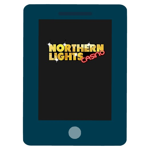 Northern Lights Casino - Mobile friendly