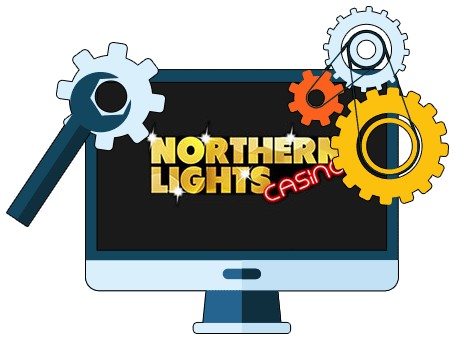 Northern Lights Casino - Software