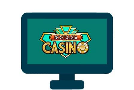 Nostalgia Casino - casino review