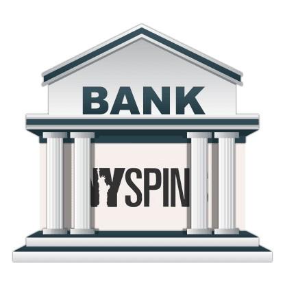 NYSpins Casino - Banking casino