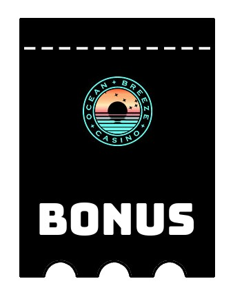 Latest bonus spins from Ocean Breeze