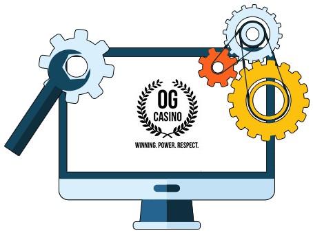 OG Casino - Software