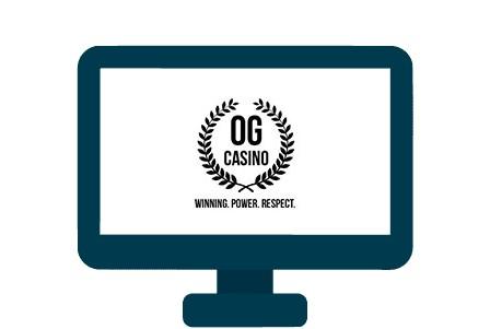OG Casino - casino review