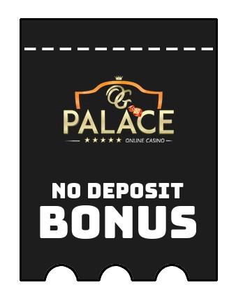 OG Palace - no deposit bonus CR