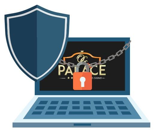 OG Palace - Secure casino