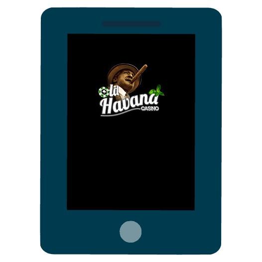 Old Havana - Mobile friendly