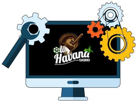 Old Havana - Software
