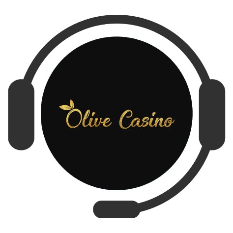 Olive Casino - Support