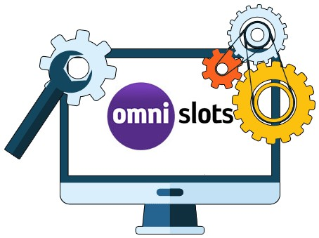 Omni Slots Casino - Software
