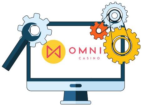 Omnia Casino - Software