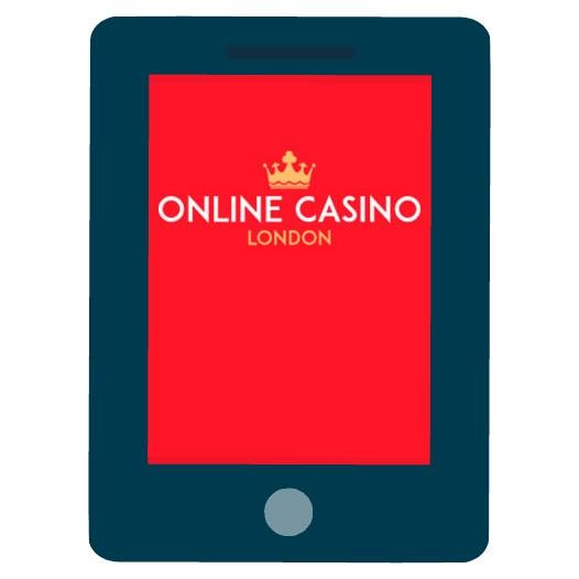 Online Casino London - Mobile friendly