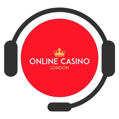 Online Casino London - Support