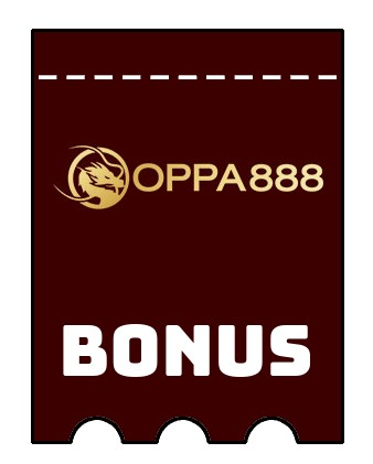 Latest bonus spins from Oppa888