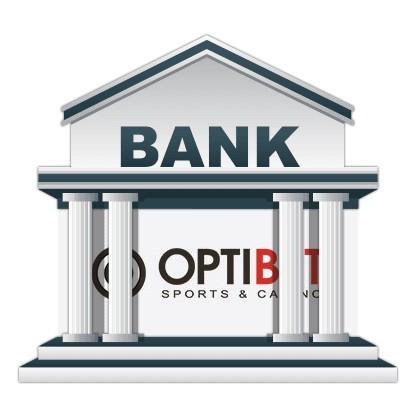 Optibet Casino - Banking casino
