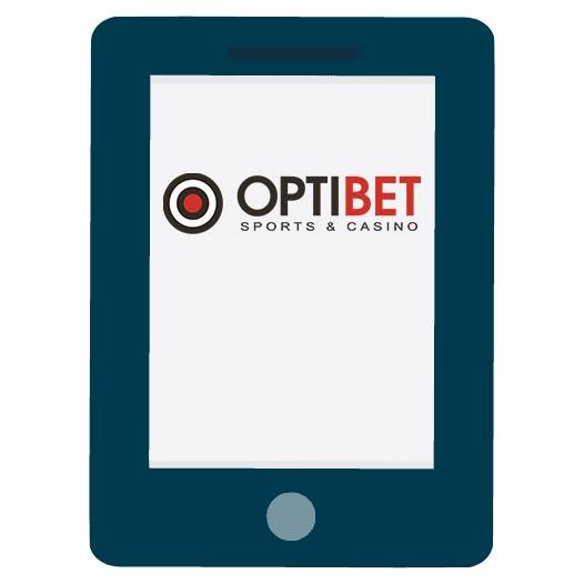 Optibet Casino - Mobile friendly