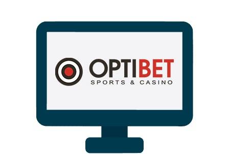 Optibet Casino - casino review