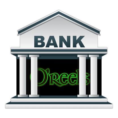 Oreels Casino - Banking casino