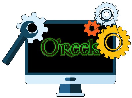 Oreels Casino - Software