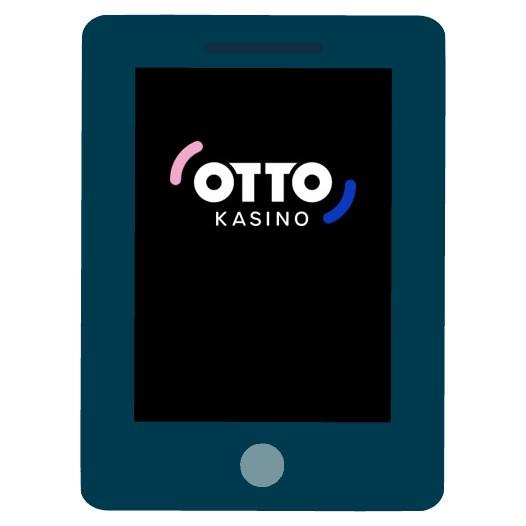 Otto Kasino - Mobile friendly