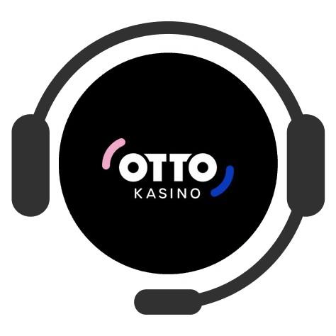 Otto Kasino - Support