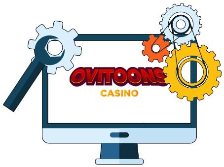 Ovitoons - Software
