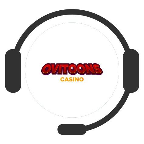 Ovitoons - Support