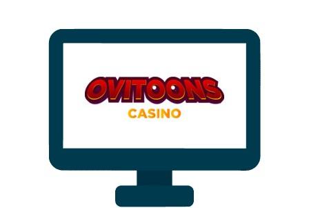Ovitoons - casino review