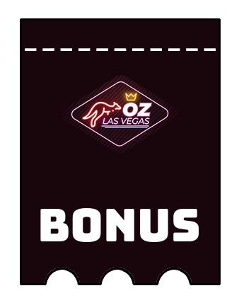 Latest bonus spins from OzLasVegas