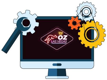 OzLasVegas - Software