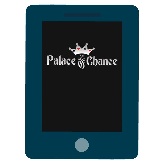 Palace of Chance Casino - Mobile friendly