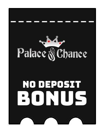 Palace of Chance Casino - no deposit bonus CR