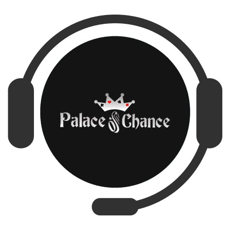 Palace of Chance Casino - Support