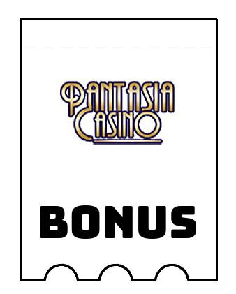 Latest bonus spins from Pantasia