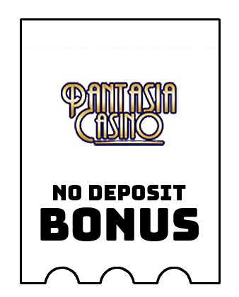 Pantasia - no deposit bonus CR