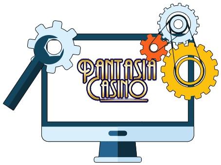 Pantasia - Software