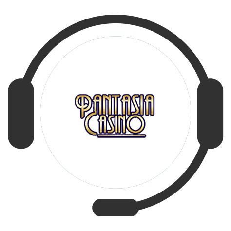 Pantasia - Support
