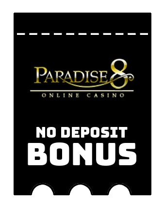 Paradise 8 - no deposit bonus CR