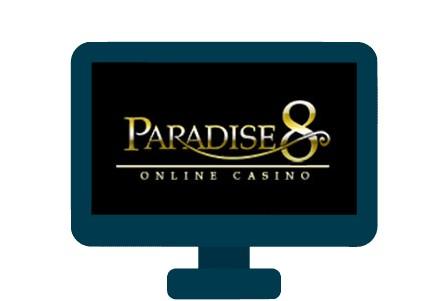 Paradise 8 - casino review
