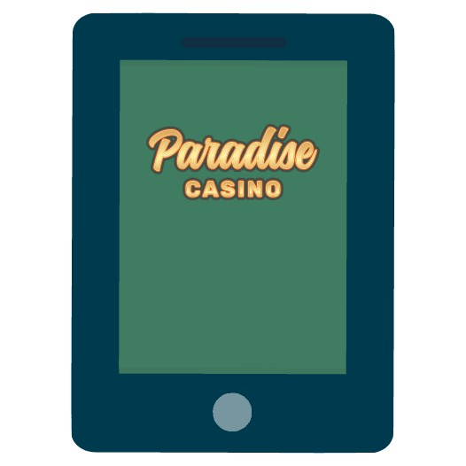Paradise Casino - Mobile friendly