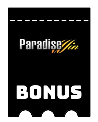 Latest bonus spins from Paradise Win Casino