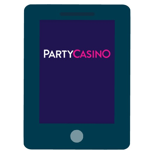 PartyCasino - Mobile friendly